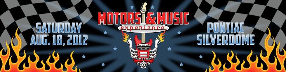 Motors & Music Experience