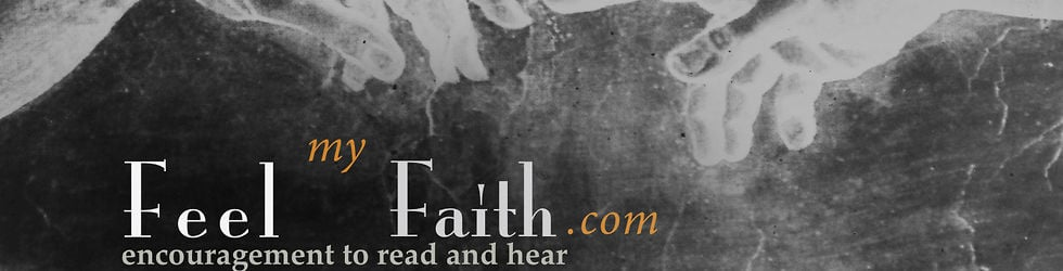 FeelMyFaith Video Blog