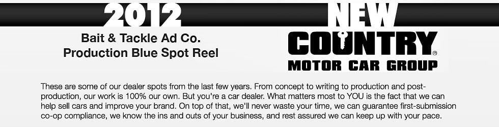 New Country Auto Group