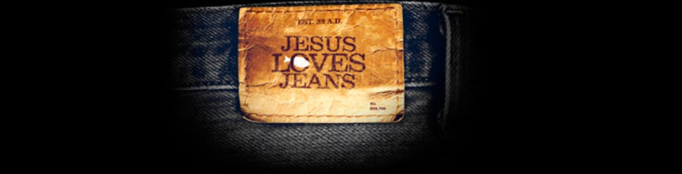 JESUS LOVES JEANS