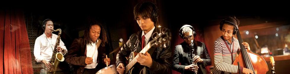 """Yuto Kanazawa: """"Earthwards"""" Album Recording Sessions"""