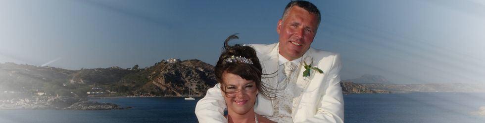 Amanda & Dom's Wedding Album.