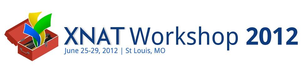 2012 XNAT Workshop (Public)