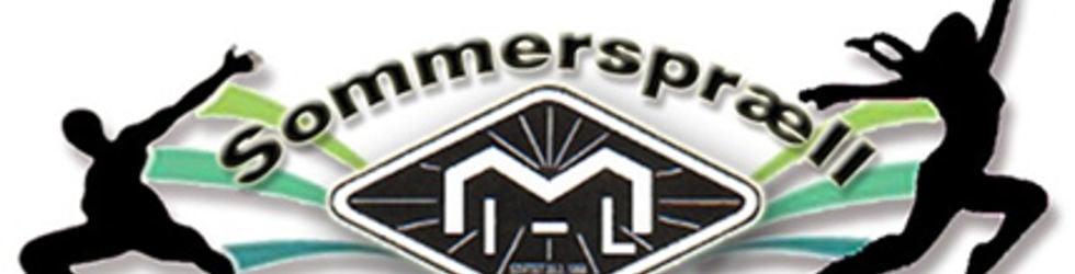 SOMMERSPRÆLL 2012 - TALENTIADE