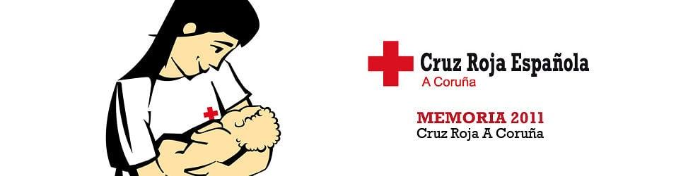 Memoria 2011 Cruz Roja A Coruña