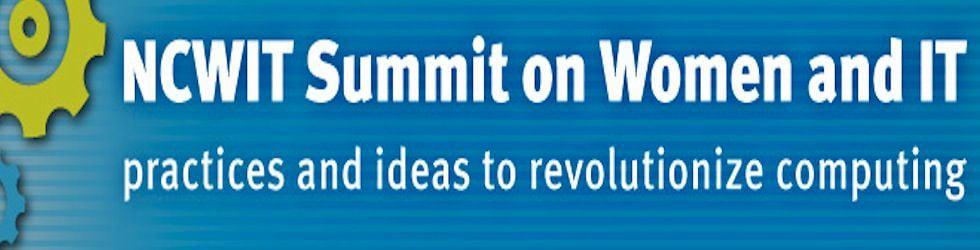 NCWIT 2012 Summit