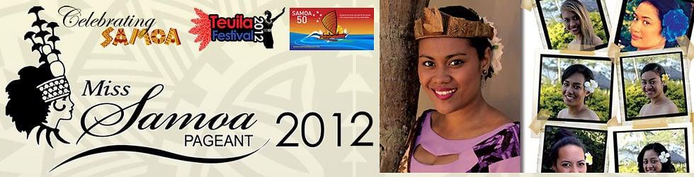 Miss Samoa Pageant
