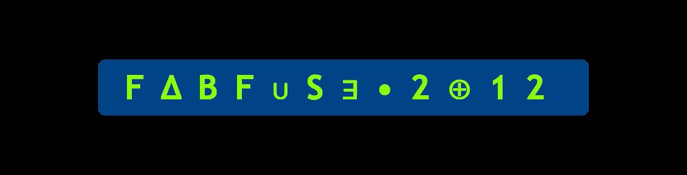 Fabfuse 2012