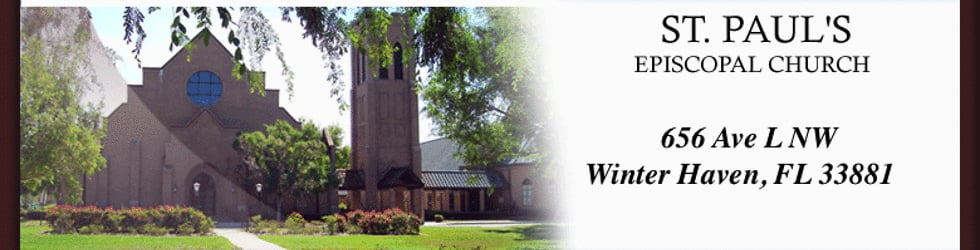 St. Paul's Episcopal Church, Winter Haven, FL