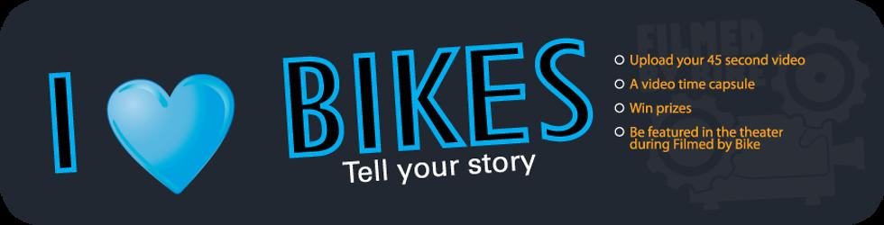I ♥ Bikes - Video Contest