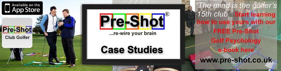Pre-Shot Golf Psychology Case Studies