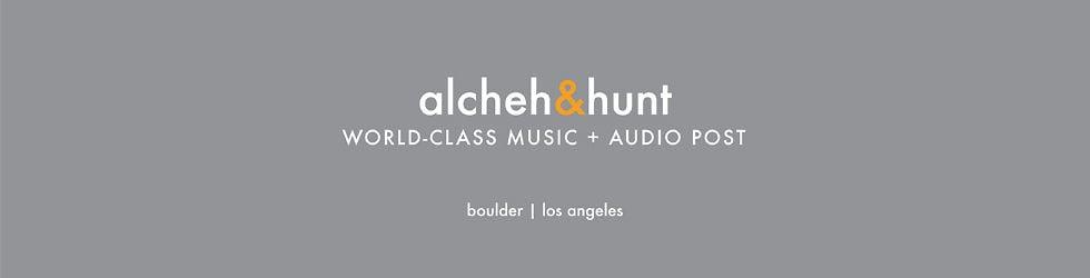 alcheh&hunt ad and film work