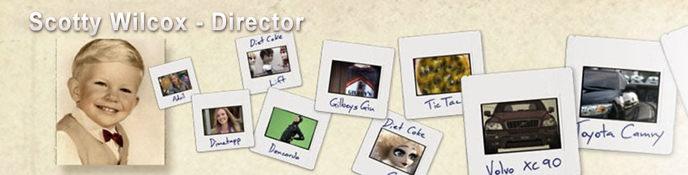 Scotty Wilcox - Director