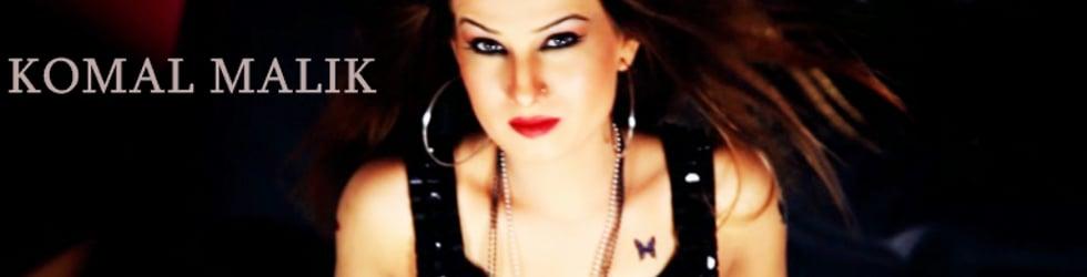 KOMAL MALIK pop singer.