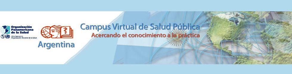 Campus Virtual de Salud Pública - Nodo Argentina