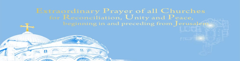 ExtraordinaryPrayer all Churches
