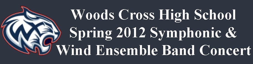 Spring 2012 WXHS Band Concert
