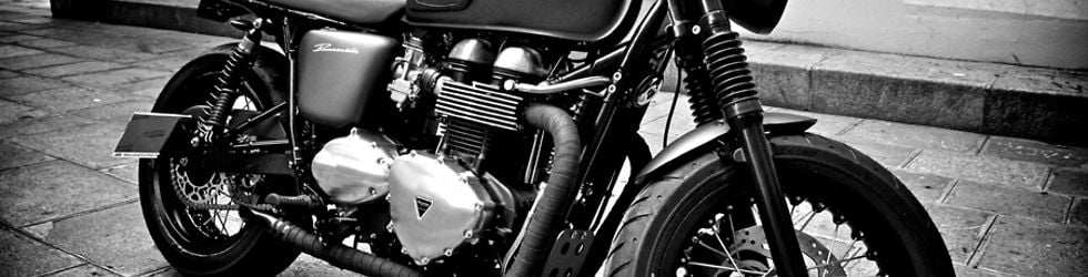 Cafe Racer by Vintage Racers