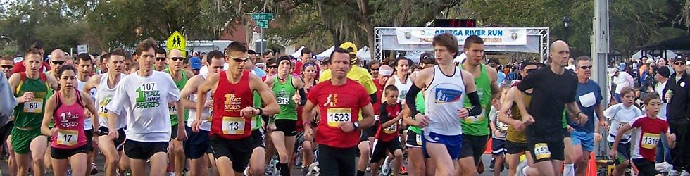 Ortega River Run