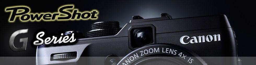 Canon Powershot G Series