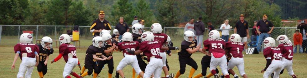 Cluster Springs Youth Football