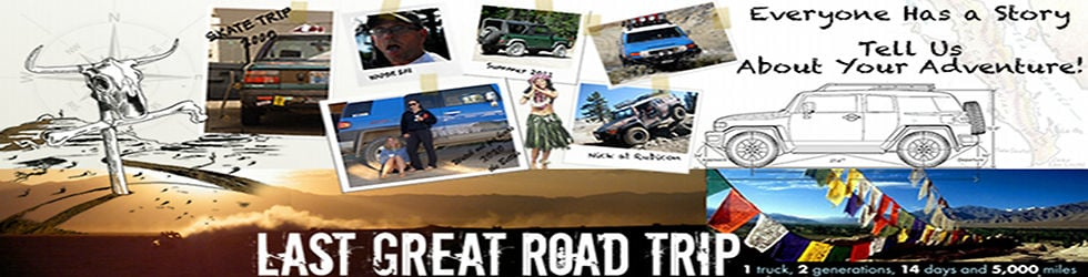 Last Great Road Trip