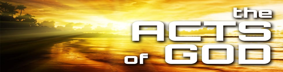 The Solid Acts of God