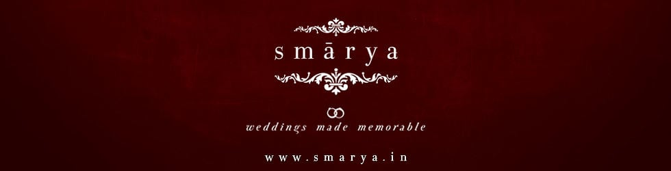 SMARYA - Weddings Made Memorable