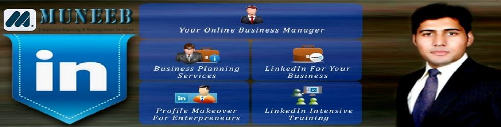 Muneeb E-Business Planning & Management Services