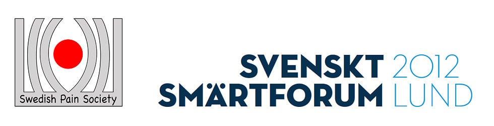Svenskt Smärtforum 2012