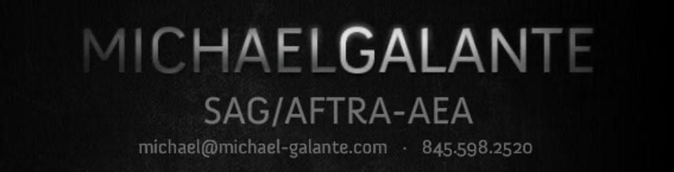 Michael Galante Acting Page