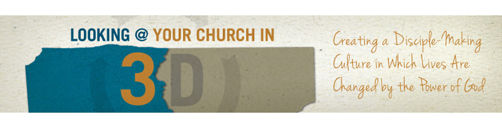 Looking @ Your Church in 3D