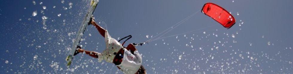 Kite travel with Sergey Belmesov