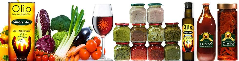 Mediterranean Diet  Dieta Mediterranea