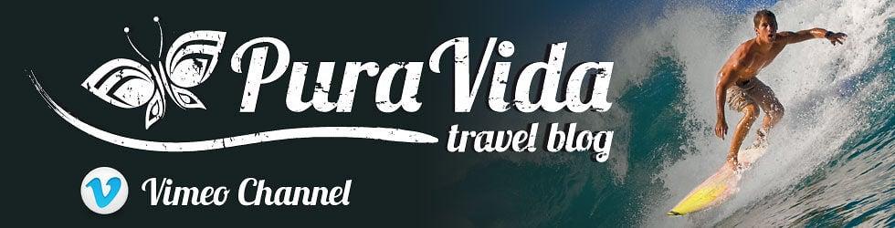 Pura Vida Travel Blog - Vimeo Channel