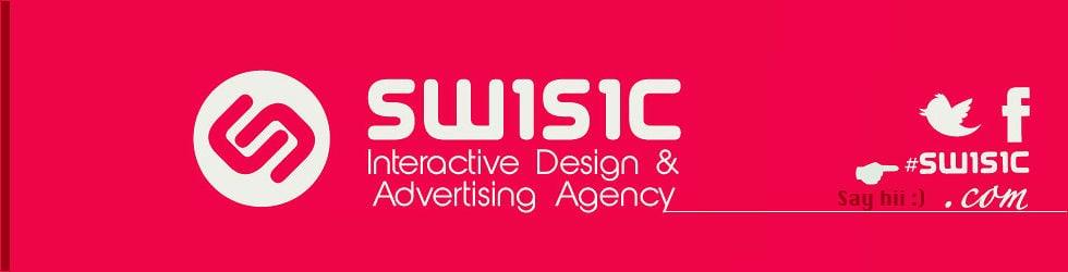 Swisic, interactive design & advertising agency