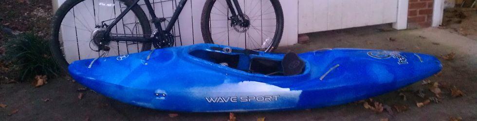 Whitewater Kayaking, Mountain Biking, Climbing, and Adventure