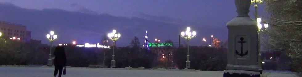 Murmansk December 2012