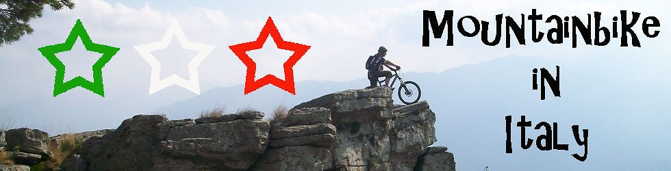 Mountainbike in Italy