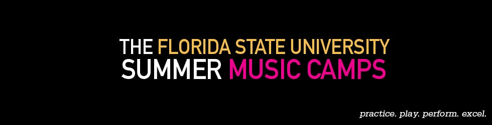 FSU Summer Music Camps