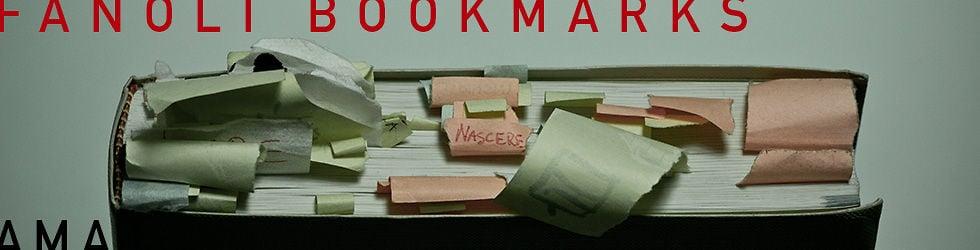 FANOLI  AMA BOOKMARKS