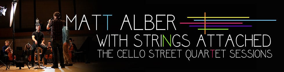 Matt Alber - With Strings Attached