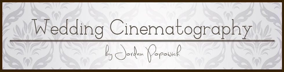 Wedding Cinematography by Jordan Popowich