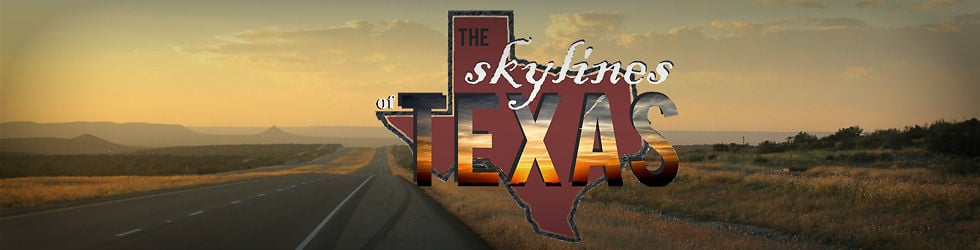 The Skylines Of Texas