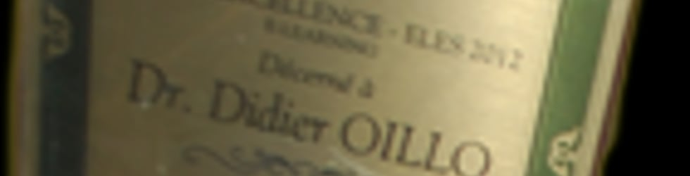 DIDIER OILLO ELES 4 AFRICA CHANNEL