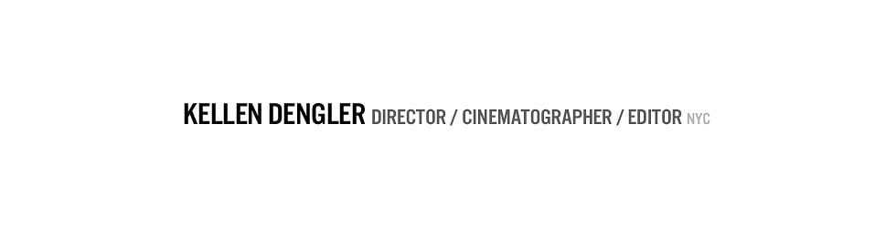 Kellen Dengler's Portfolio