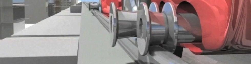 The Future of Transportation - BiModal Glideway