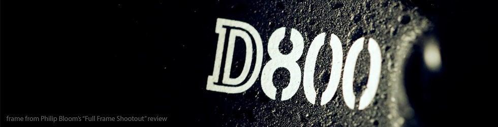 Nikon D800 / D800E