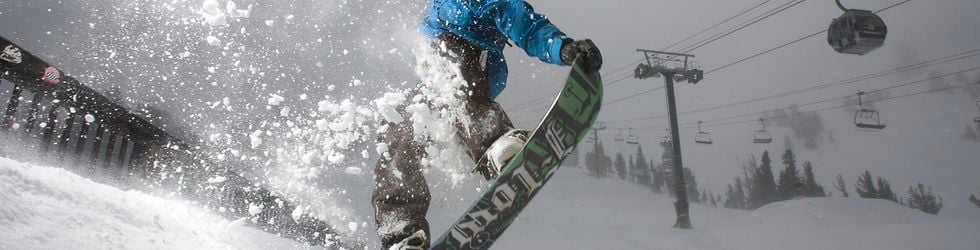 SNOWBOARD CANTABRICO
