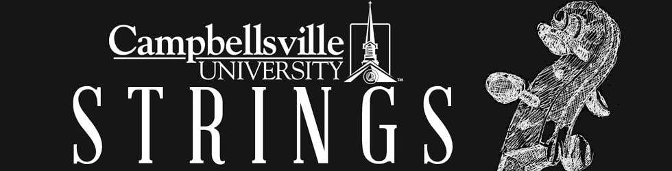 Campbellsville University Strings